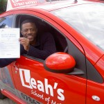 Kevin Seales passed his test on 10/06/2011